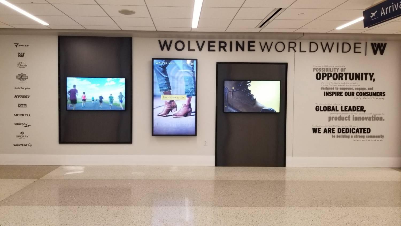 Wolverine Worldwide – Airport
