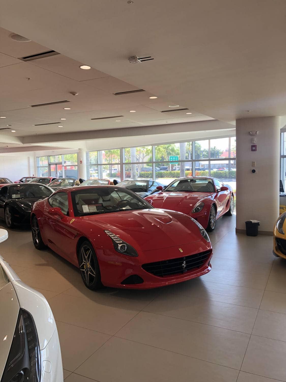 Ferrari Digital Tags