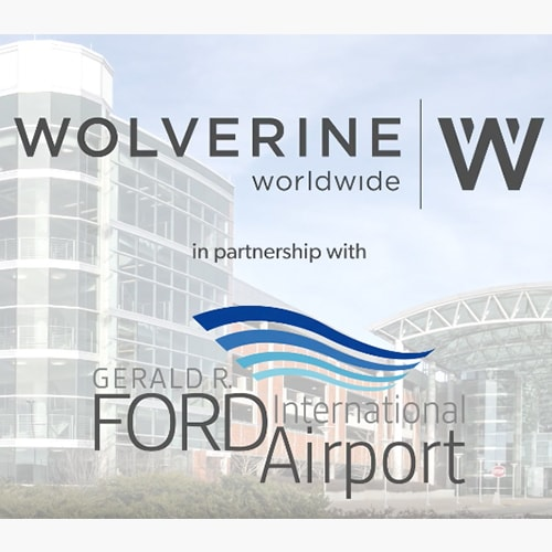 Wolverine Worldwide Grand Rapids Airport